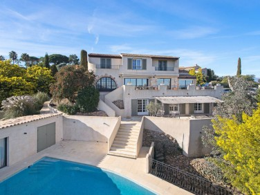 Hauteurs de Cannes – Villa de haut standing